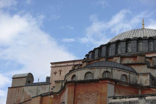 hagia sophia church cami