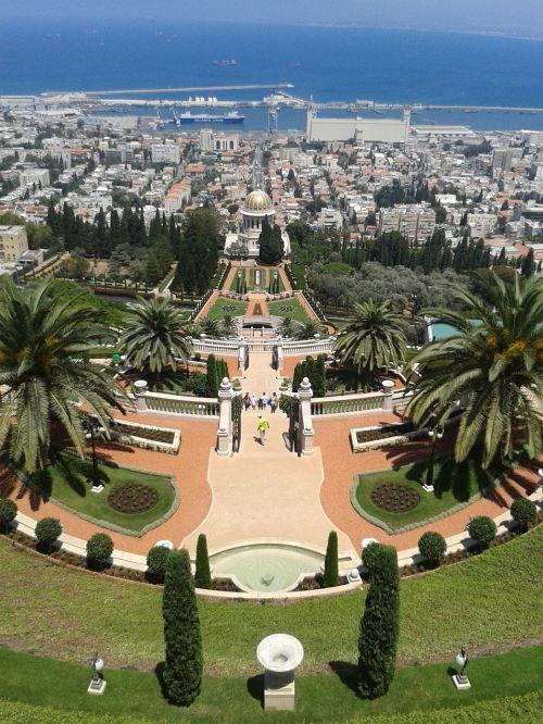 haifa church harmony
