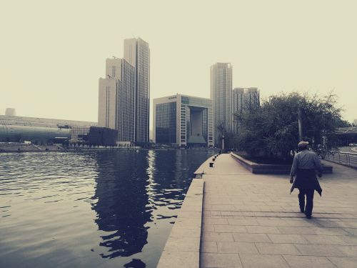 haihe riverside tianjin bay square