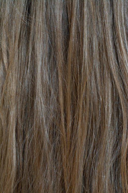 hair  human hair  blond
