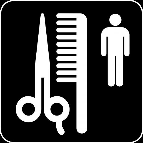 hair cut men