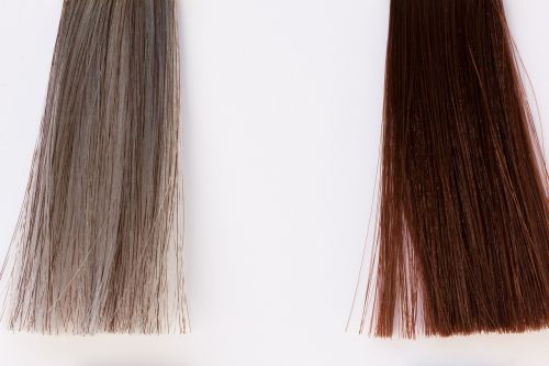 hair pattern color patterns