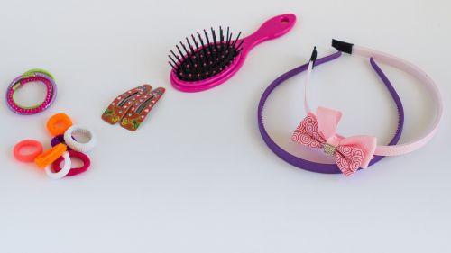 hair accessories hair brush headband hair