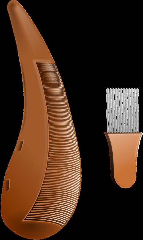hair comb comb brush