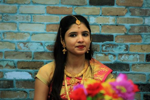 hair salon south indian model indian