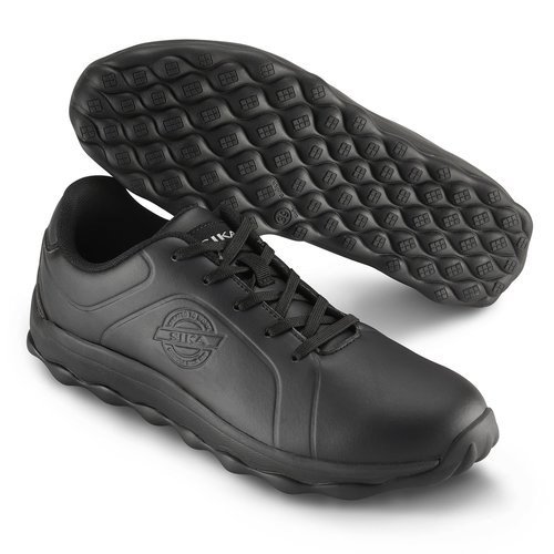 hair shoes black  service shoes  sika shoes