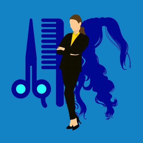 hair stylist hair hair style