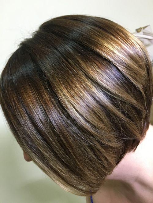 haircut hair style