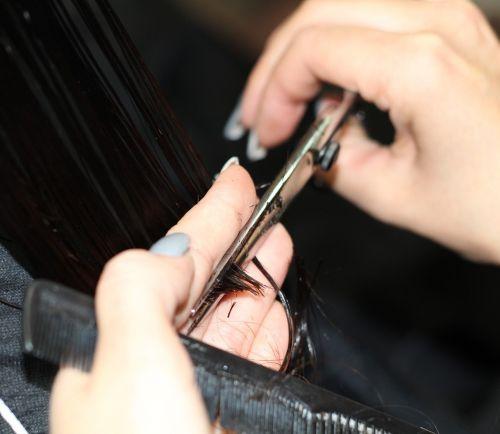 haircut hairdresser salon
