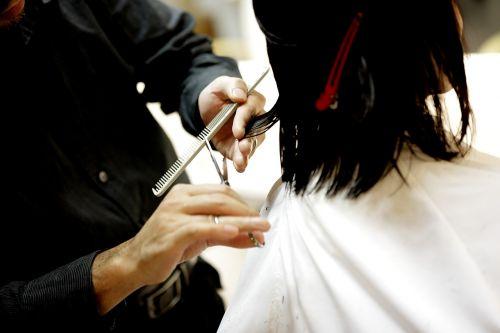 haircut hair cut beauty salon