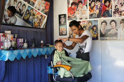 hairdresser barbershop funny