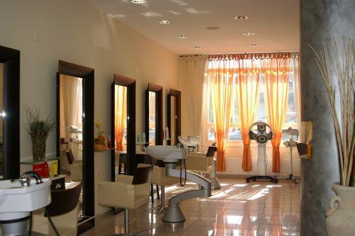 hairdresser hair barber invite