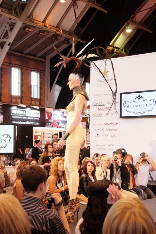 hairshow event latex