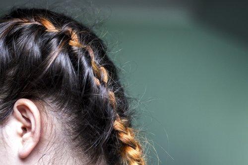 hairstyle  braids  plait