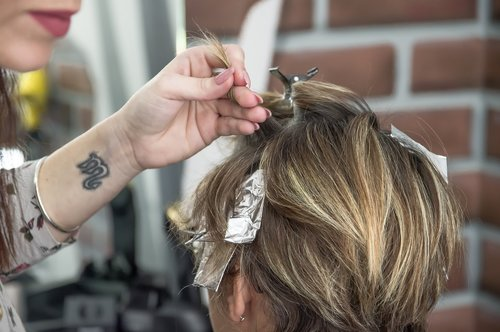 hairstyle  hairdresser  hair