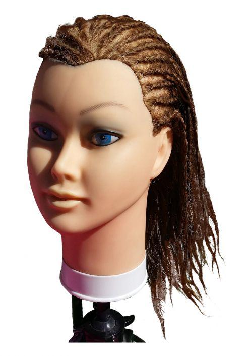 hairstyle hairdresser model