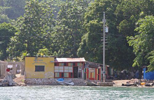 haiti caribbean sea