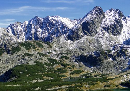 hala gąsienicowa tatry mountains