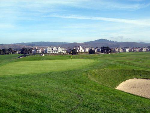 golf half moon bay ca scenic