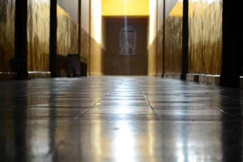 hall fear hotel lobby
