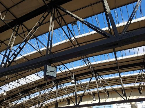 hall steel structure