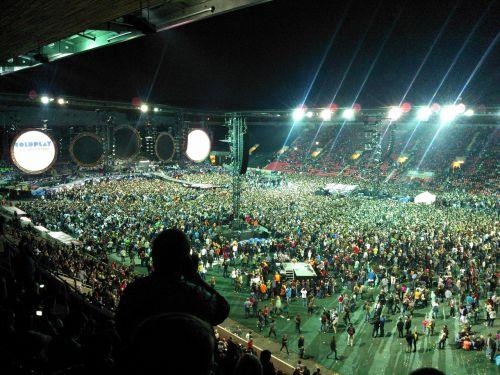 hall arena concert