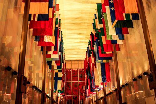 hall of nations kennedy center washington dc