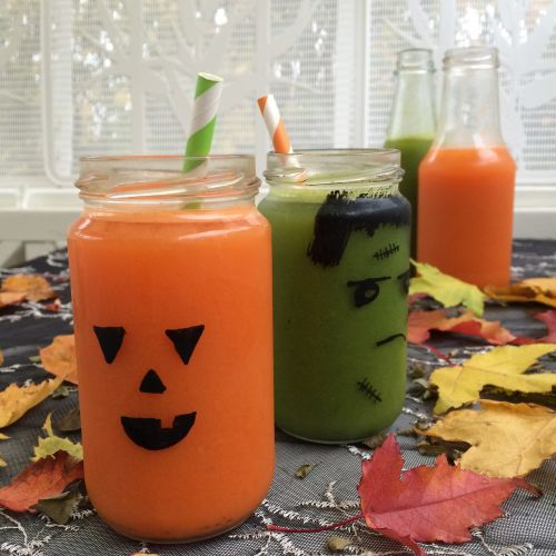 halloween juice organic