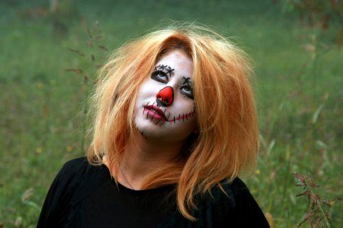 halloween makeup horror