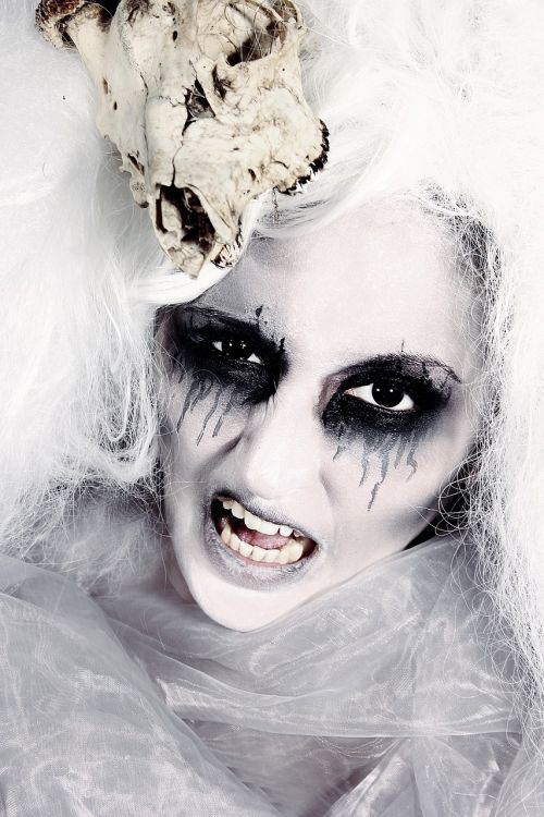 halloween scary ghoul