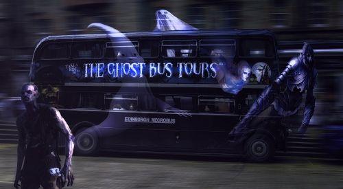 halloween ghosts ghouls