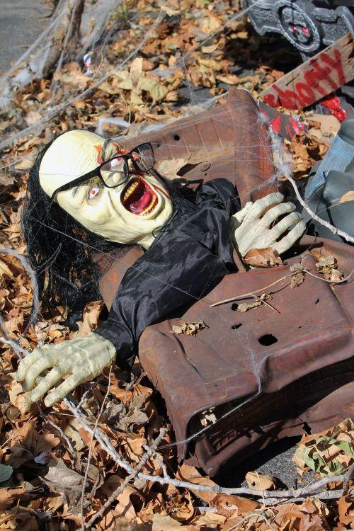 halloween scary fear