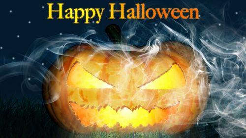 halloween happy halloween pumpkin