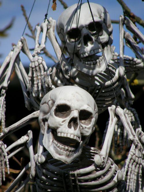 halloween legoland skeletons