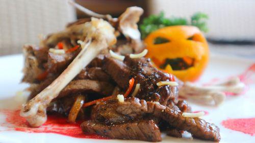 Halloween,maistas,baugus