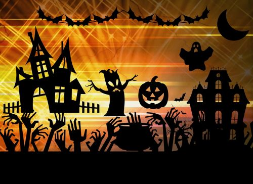 halloween pumpkin spooky