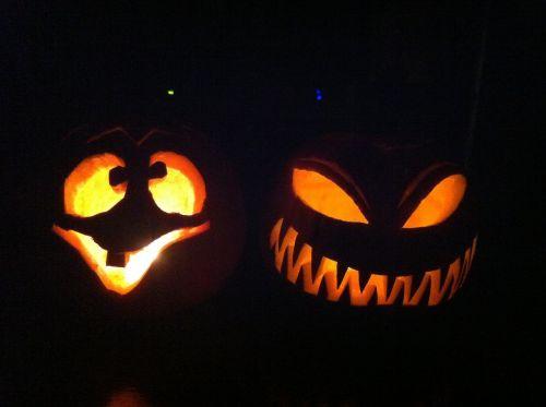 halloween jack-o-lantern holiday