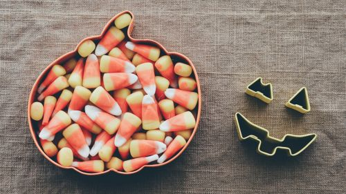 halloween candy candy candy corn