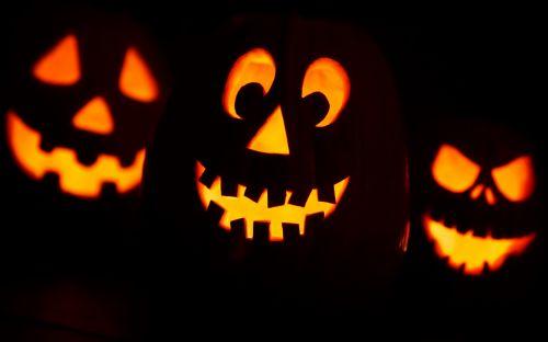 Halloween Pumpkin Faces