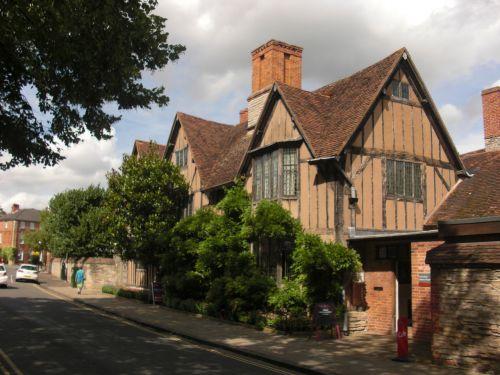 halls croft stratford-upon-avon shakespeare