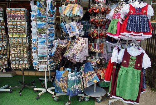 hallstatt  austria  souvenirs