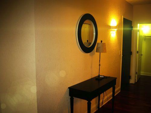 hallway light lens