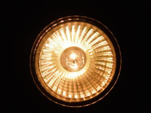 halogen spotlights light technology