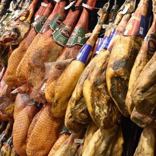 ham power supply meat