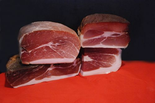 ham smoke bacon