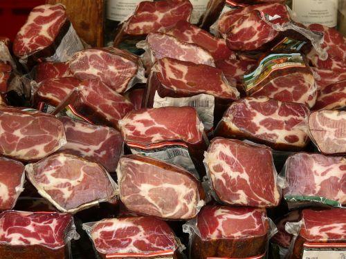 ham meat food