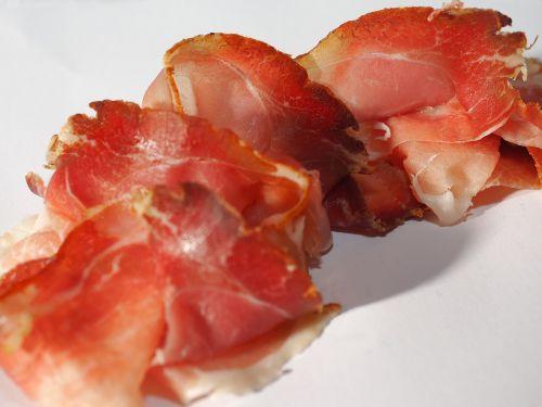 ham eat food