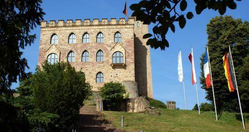 hambach castle demokratie sachsen