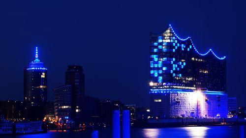 hamburg elbe philharmonic hall harbour city