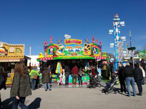 hamburg dom fair